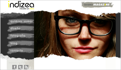 Diseño website institucional