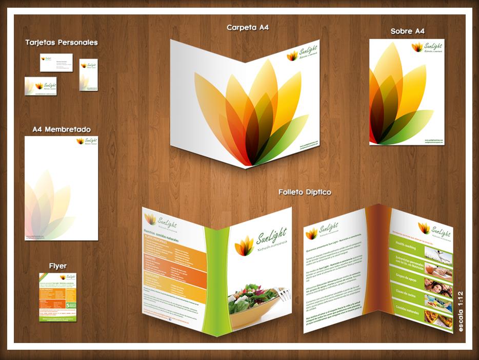 Diseño gráfico / Papelería Institucional